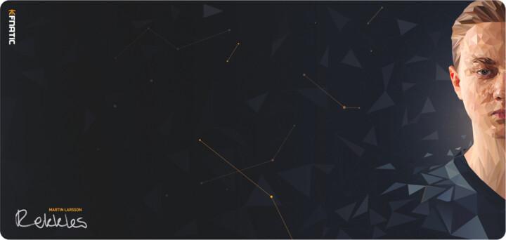 Fnatic Gear Focus 2 Desktop, Rekkles, látková