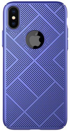 Nillkin Air Case Super Slim pro iPhone X, Blue