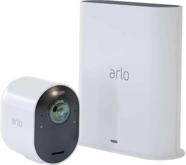 Arlo Ultra + Brána