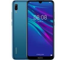 Huawei Y6 2019, 2GB/32GB, modrá  + Půlroční předplatné magazínů Blesk, Computer, Sport a Reflex v hodnotě 5 800 Kč