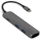 EPICO USB Type-C Hub Multi-Port 4k HDMI - space grey/black