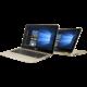 ASUS VivoBook Flip TP203NA, zlatá  + Voucher až na 3 měsíce HBO GO jako dárek (max 1 ks na objednávku)