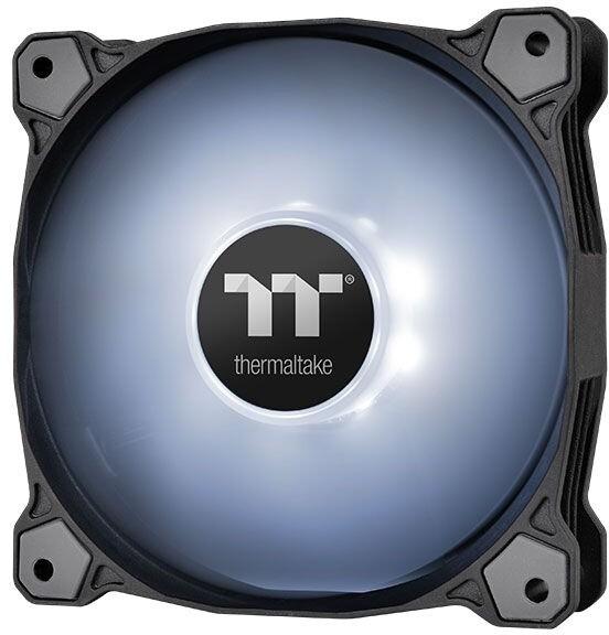Thermaltake Pure A12 LED, 120mm, bílá