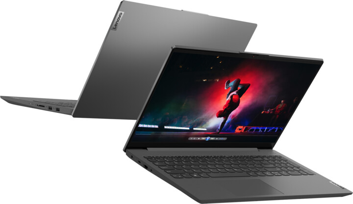 Lenovo IdeaPad 5-15ARE05, šedá