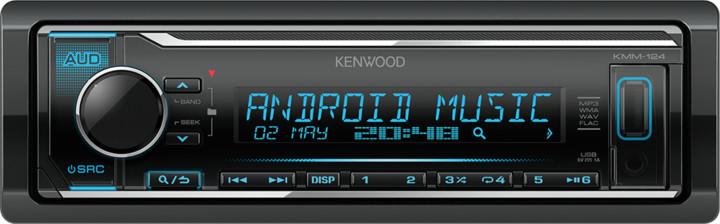 Kenwood KMM-124