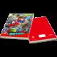 Zápisník a odznak Super Mario Odyssey