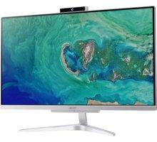 Acer Aspire C 22 (AC22-865), stříbrná - DQ.BBREC.009