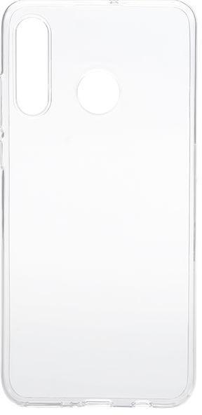EPICO pružný plastový kryt pro Huawei P30 Lite, bílá transparentní