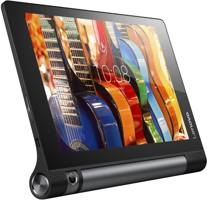 "Lenovo Yoga 3 8"" - 16GB, LTE, černá"