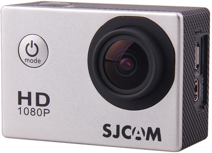 SJCAM SJ4000, stříbrná