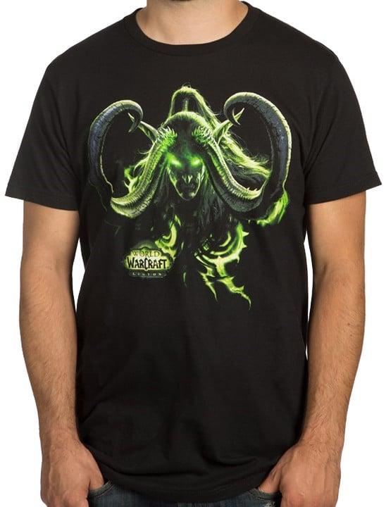 World of Warcraft: Legion - Illidan's Revenge (US XXL / EU XXXL)
