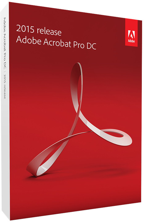 Adobe Acrobat Pro DC (12) CZ MAC Full