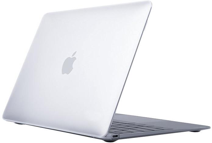 KMP ochranný obal pro 12'' MacBook, 2015, průhledná