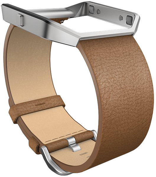 Fitbit Blaze Accessory Band, S, leather