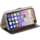 Krusell flipové pouzdro EKERÖ FolioWallet 2in1 pro Apple iPhone X, kávová