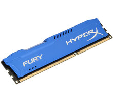 HyperX Fury Blue 4GB DDR3 1600 CL10