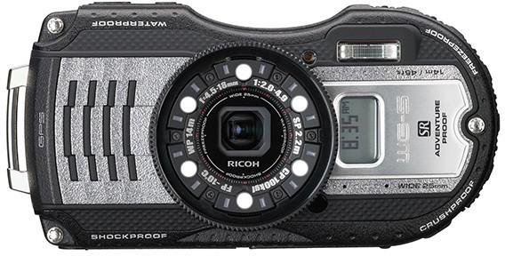 RICOH WG-5 GPS, kit