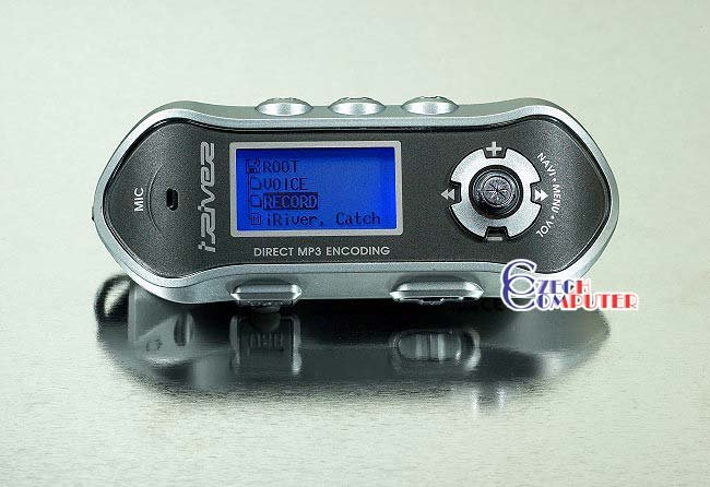 IRIVER IFP-390T MP3 DRIVER
