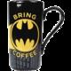 Hrnek Batman - Bring Coffee, 500 ml