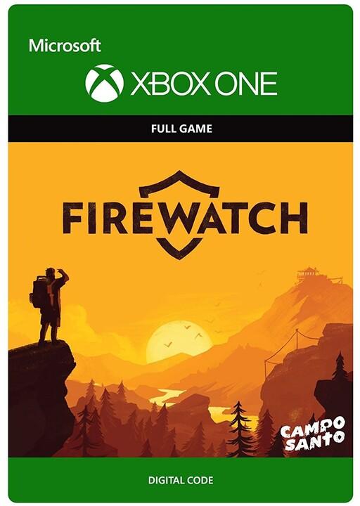 Firewatch (Xbox ONE) - elektronicky