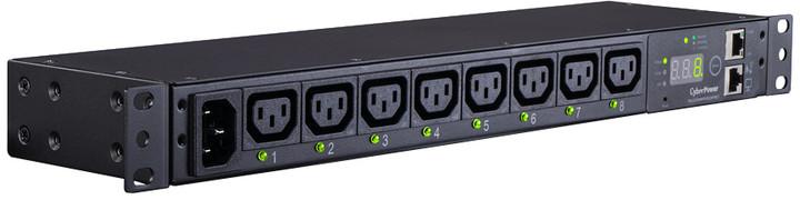 CyberPower Rack PDU, Switched, 1U, 16A