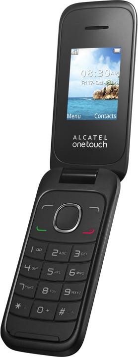 ALCATEL ONETOUCH-1035D, bílá