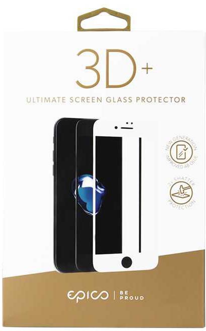 EPICO tvrzené sklo pro Samsung S8+ EPICO GLASS 3D+ - černé