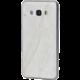 EPICO pouzdro pro Samsung Galaxy J5 (2016) MARBLE - white