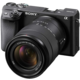 Sony ALPHA 6400, + 18-135 mm, černá  + 100Kč slevový kód na LEGO (kombinovatelný, max. 1ks/objednávku) + Získejte prodlouženou záruku na 3 roky po registraci