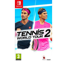 Tennis World Tour 2 (SWITCH) - 3665962003154