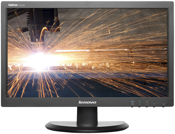 Lenovo LCD E1922 - LED monitor 19""