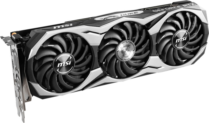 MSI GeForce RTX 2070 DUKE 8G OC, 8GB GDDR6