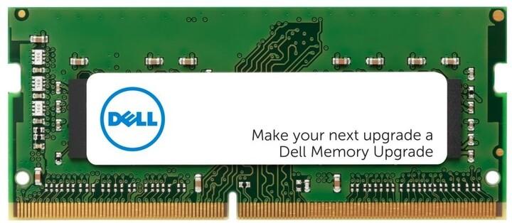 Dell 16GB DDR4 3200 SO-DIMM, pro Vostro, Latitude, Inspiron, Precision/ OptiPlex AIO, Micro MFF
