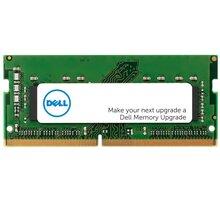 Dell 16GB DDR4 3200 SO-DIMM, pro Vostro, Latitude, Inspiron, Precision/ OptiPlex AIO, Micro MFF - AA