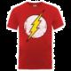 Tričko DC Originals - Flash Distressed Logo (L)