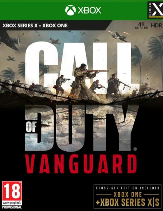 Call of Duty: Vanguard (Xbox Series X)