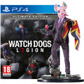 Watch Dogs Legion - Ultimate Edition (PS4) + Figurka Resistant of London