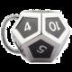 Hrnek Dungeons & Dragons 3D
