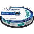 MediaRange DVD+R 8,5GB DL 8x, 10ks Spindle