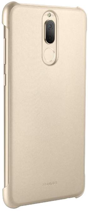 Huawei Original PU Protective Pouzdro pro Mate 10 Lite (EU Blister), zlatá