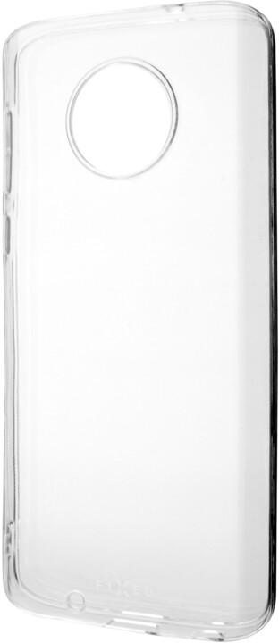 FIXED TPU gelové pouzdro pro Moto G6, čiré