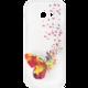 EPICO pružný plastový kryt pro Samsung Galaxy A3 (2017) SPRING BUTTERFLY