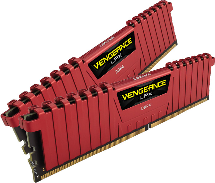 Corsair Vengeance LPX Red 8GB (2x4GB) DDR4 2133