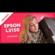 Tiskárna, která moc nechlastá | Epson EcoTank L3150 | Beta Test s Alžbětou Trojanovou