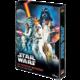 Zápisník Star Wars - New Hope VHS