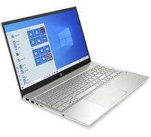HP Pavilion 15-eh0004nc, stříbrná Servisní pohotovost – vylepšený servis PC a NTB ZDARMA + O2 TV Sport Pack na 3 měsíce (max. 1x na objednávku)