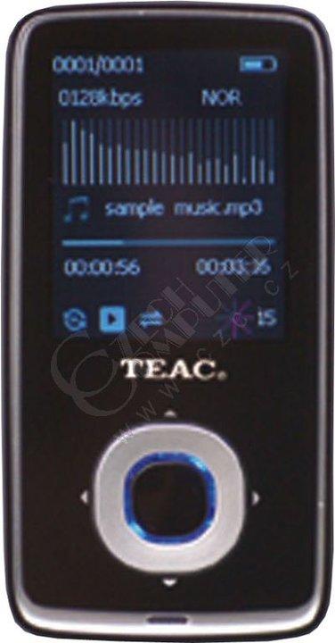 Teac MP-315 FM - 4GB, černá MP-315-4GB-B | CZC cz
