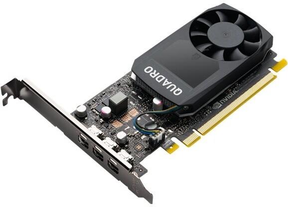 PNY NVIDIA Quadro P400 V2, 2GB GDDR5