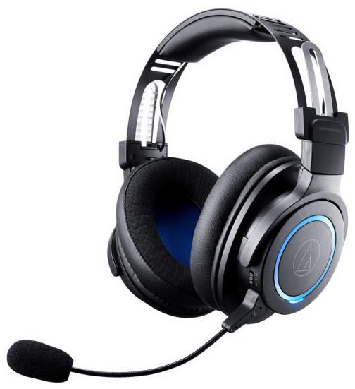 Audio-Technica ATH-G1WL, černá
