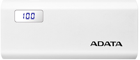 ADATA P12500D Power Bank 12500mAh, bílá